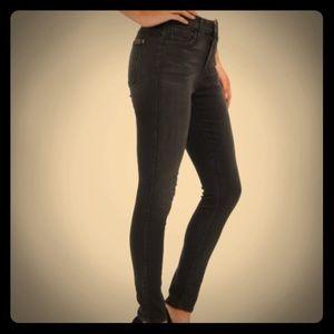"7FAM ""High Waist Ankle skinny"" 31x28"